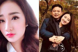 Hoa hậu Thu Ngân xinh đẹp cỡ này vẫn sợ mất chồng đại gia hơn 19 tuổi?