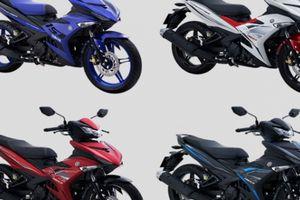 Chi tiết 5 màu, giá bán, thông số của Yamaha Exciter mới
