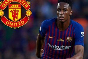 'Người khổng lồ' của Barca từ chối M.U vì lý do bất ngờ