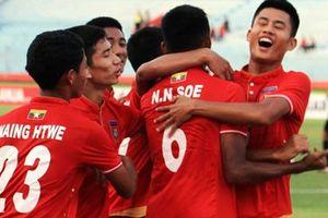 U16 Việt Nam buộc phải thắng Myanmar
