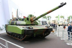 Quân đội Pháp mua xe tăng chiến đấu chủ lực nội địa đời mới