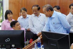 Quảng Nam ban hành bộ chỉ số đánh giá năng lực cạnh tranh: Khi doanh nghiệp đánh giá chính quyền