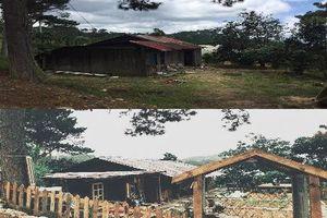 Biến ngôi nhà rách thành homestay, 5 chàng trai mù về xây dựng gây sốt MXH