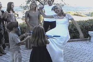 Những tai nạn hy hữu trong đám cưới