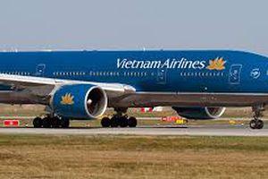 Máy bay Vietnam Airlines lại bị chiếu tia laze khi đang hạ cánh ở Nội Bài