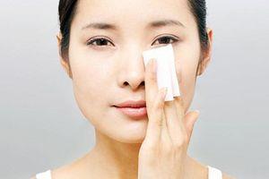 Da mặt nhờn, bóng loáng dầu làm thế nào để cải thiện ?