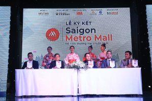 Hơn 500 khách hàng tham dự lễ giới thiệu dự án Saigon Metro Mall