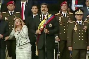 Đây có phải thiết bị nổ dùng trong mưu toan ám sát tổng thống Venezuela?