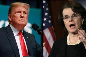 Tổng thống Trump nói nghị sĩ đảng Dân chủ có tài xế là 'gián điêp Trung Quốc'