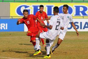 Hòa Myanmar, U.16 Việt Nam trở thành nhà cựu vô địch