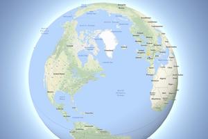 Google Maps có bản cập nhật hiển thị chính xác Trái đất hơn