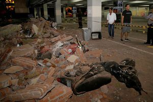 82 người chết vì động đất 7 độ richter ở đảo du lịch Indonesia