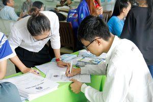 Đại học Sài Gòn, đại học Hoa Sen, đại học Văn Hiến công bố điểm chuẩn