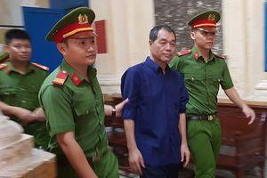 Bị cáo Trầm Bê lĩnh 4 năm tù