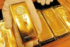 Giá vàng mở đầu tuần đầy khởi sắc
