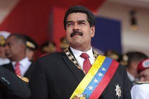 Tổng thống Venezuela bị ám sát hụt