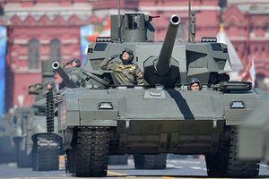 Siêu tăng T-14 Armata của Nga được trang bị loại vũ khí tối tân