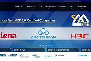 CMC Telecom đạt chứng chỉ MEF 3.0 đầu tiên thế giới