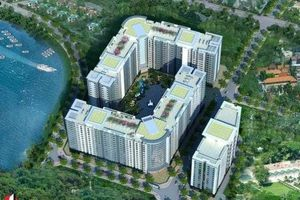 BIDV rao bán dự án 584 - Lilama SHB Plaza để siết nợ