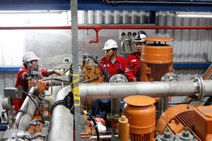 NT2: Nâng công suất 3MW trên mỗi tổ máy sau tiểu tu Nhà máy điện Nhơn Trạch 2