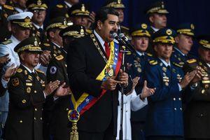 Nga nói gì sau vụ Tổng thống Venezuela Nicolas Maduro bị ám sát hụt?