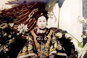 Bật mí bí quyết khỏe đẹp không tuổi của Từ Hy Thái hậu