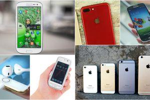 5 điện thoại thông minh bán chạy nhất mọi thời đại: Apple áp đảo