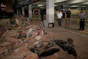 Động đất tại Indonesia khiến 82 người thiệt mạng, rút lại cảnh báo sóng thần