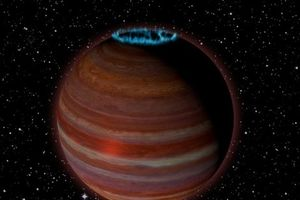 Phát hiện hành tinh du mục bí ẩn bên ngoài Hệ Mặt Trời
