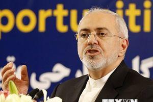 Iran tuyên bố Mỹ, Saudi Arabia và Israel đang bị thế giới cô lập