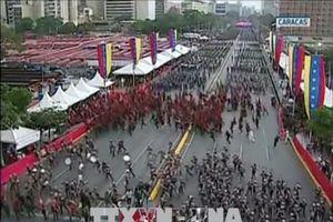 Venezuela vững vàng trước các âm mưu chống phá