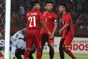 U16 Việt Nam quyết chiến U16 Myanmar