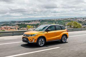 Suzuki công bố Vitara 2019, nội ngoại thất thay đổi nhỏ, thêm 2 động cơ mới