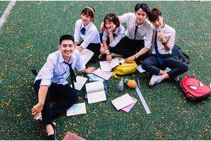 Sau phim rạp 'Trường học bá vương', đến lượt sitcom 'Cả nhà đi học' lấy đề tài học đường - hoán đổi thân phận
