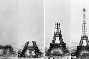 22 bức ảnh quý giá về những công trình nổi tiếng thế giới từ khi khởi công đến lúc hoàn thành