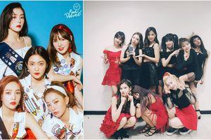 360 độ Kpop 6/8: Red Velvet chính thức comeback, TWICE tiếp tục đánh bại Shaun