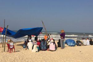 Nghệ An: Hai người đàn ông tử vong khi tắm biển