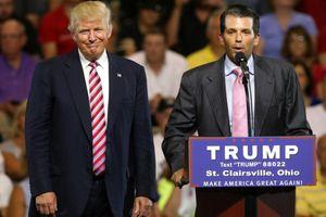Ông Trump lần đầu 'trần tình' về cuộc gặp của con trai và luật sư Nga