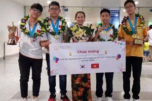 Việt Nam đạt thành tích cao tại WICO năm 2018