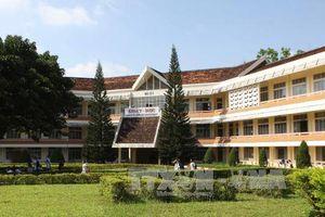 Trường Đại học Tây Nguyên công bố điểm chuẩn