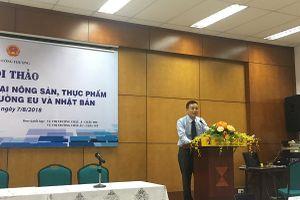 EVFTA - lợi thế cho nông sản Việt Nam