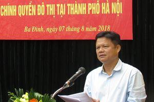 Xây dựng chính quyền đô thị tại Hà Nội: Vừa tinh gọn bộ máy, vừa đảm bảo quyền lợi người dân