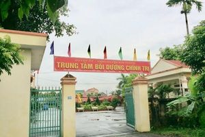 Hải Dương: Lập hồ sơ khống rút tiền, Giám đốc Trung tâm Bồi dưỡng chính trị bị cách chức