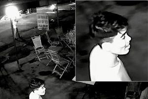 Lộ diện hình ảnh 2 đối tượng nghi giết tài xế GrabBike cướp tài sản