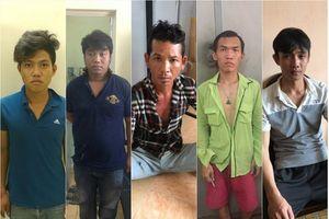 TPHCM: Bắt gọn băng nhóm dùng búa đánh người bất tỉnh để cướp xe