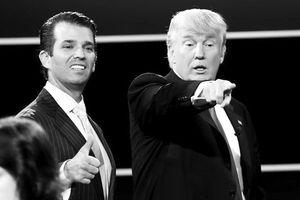 Ông Trump thừa nhận con trai gặp người Nga trong cuộc bầu cử 2016
