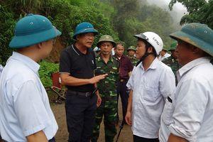 Lai Châu: Vẫn còn 6 người mất tích sau trận lũ quét
