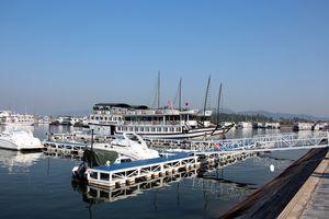 Quảng Ninh: Đình chỉ hoạt động 20 tàu du lịch chưa lắp hệ thống báo cháy tự động
