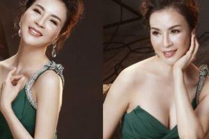 MC Thanh Mai tuổi U50 vẫn khoe ngực đầy đẹp hơn cả thiếu nữ