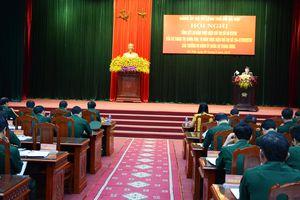 Đảng ủy Bộ tư lệnh Thủ đô Hà Nội tổng kết 20 năm thực hiện quy chế dân chủ cơ sở